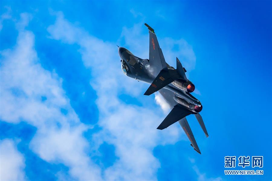 """(图文互动)(5)空军将举行以""""追梦空天""""为主题的航空开放活动"""
