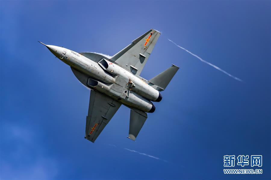 """(图文互动)(4)空军将举行以""""追梦空天""""为主题的航空开放活动"""