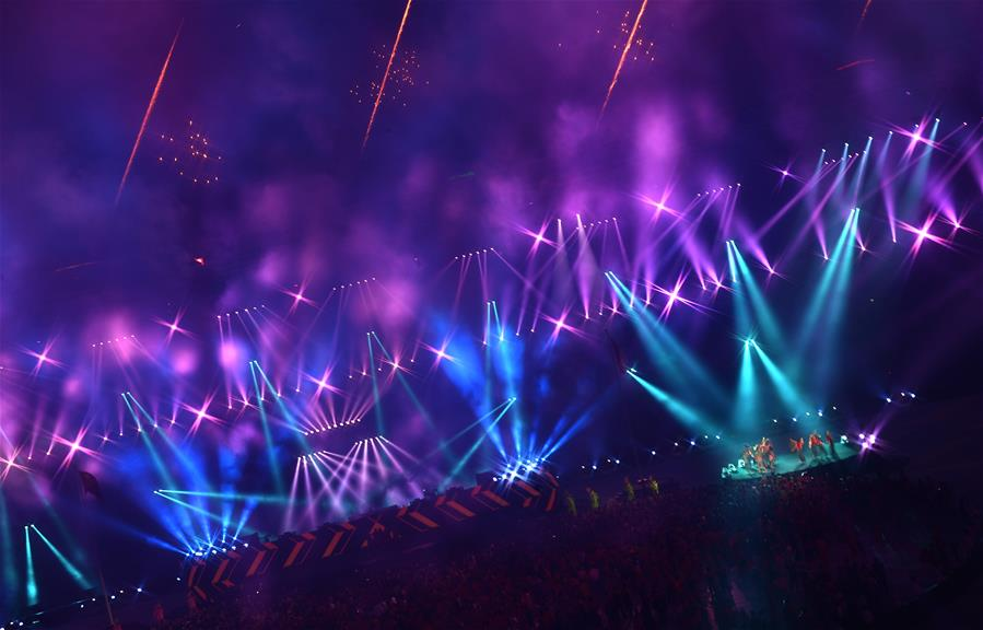 (SP)INDONESIA-JAKARTA-ASIAN GAMES-CLOSING CEREMONY
