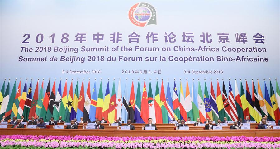 CHINA-BEIJING-FOCAC-SUMMIT-OPENING CEREMONY (CN)