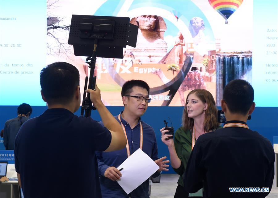 CHINA-BEIJING-FOCAC-JOURNALISTS (CN)