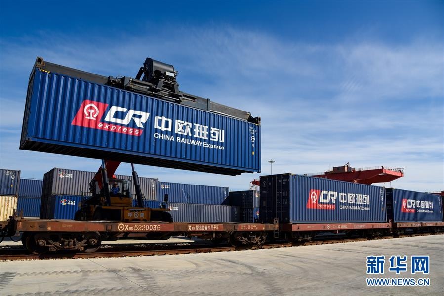 (经济)(2)内蒙古开通又一条国际货运铁路线