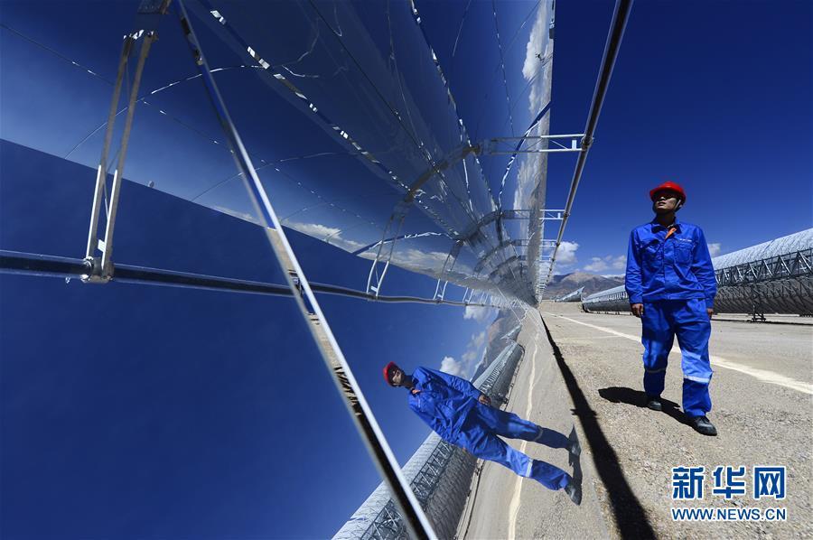 清洁能源助力青海能源绿色转型升级
