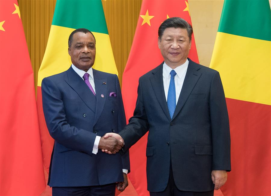 CHINA-BEIJING-XI JINPING-REPUBLIC OF THE CONGO-TALKS (CN)