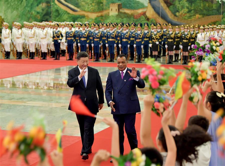 CHINA-BEIJING-XI JINPING-REPUBLIC OF THE CONGO-TALKS (CN)