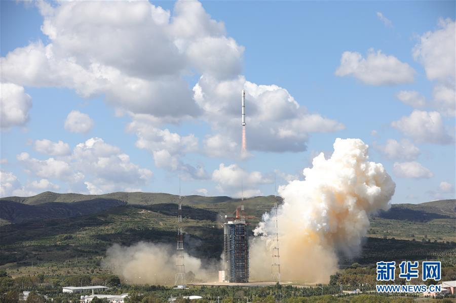 (科技)(2)我国成功发射海洋一号C星