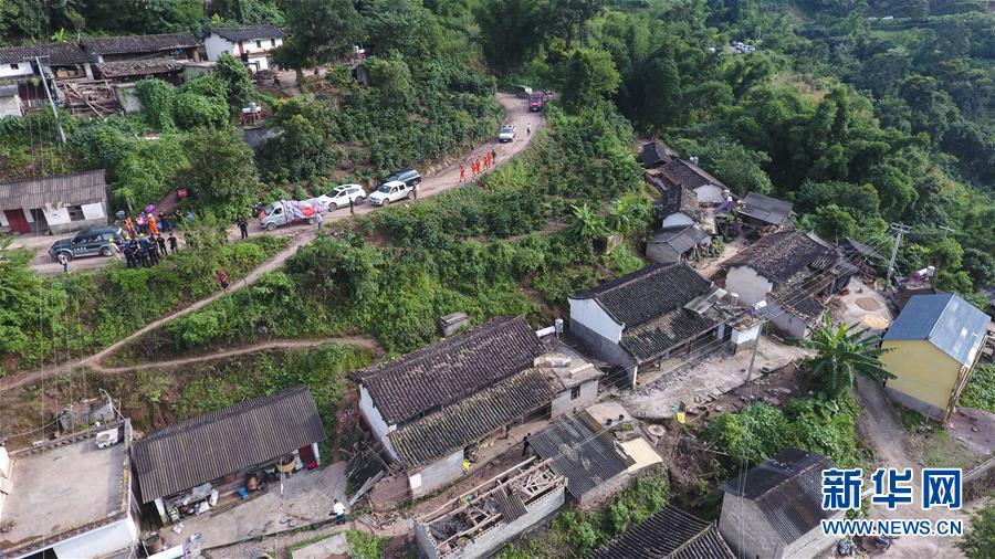 (社會)(1)雲南墨江5.9級地震受傷人數升至14人