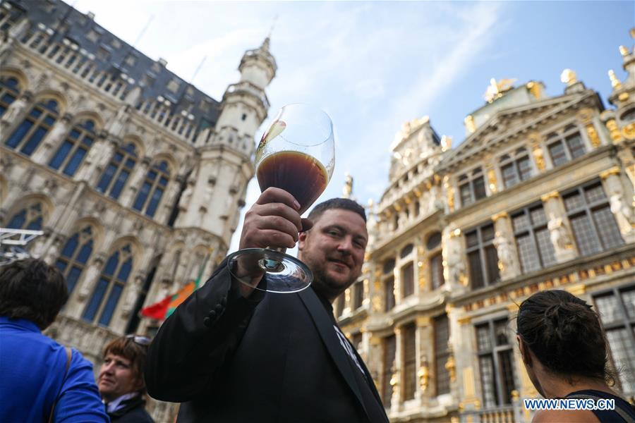BELGIUM-BRUSSELS-BELGIAN BEER WEEKEND