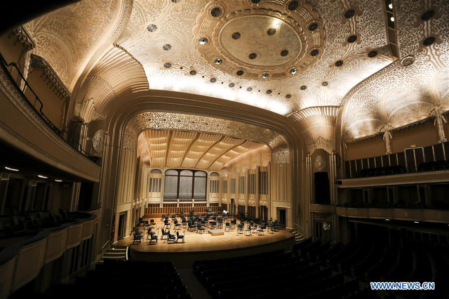 U.S.-OHIO-CLEVELAND ORCHESTRA-CHINA TOUR