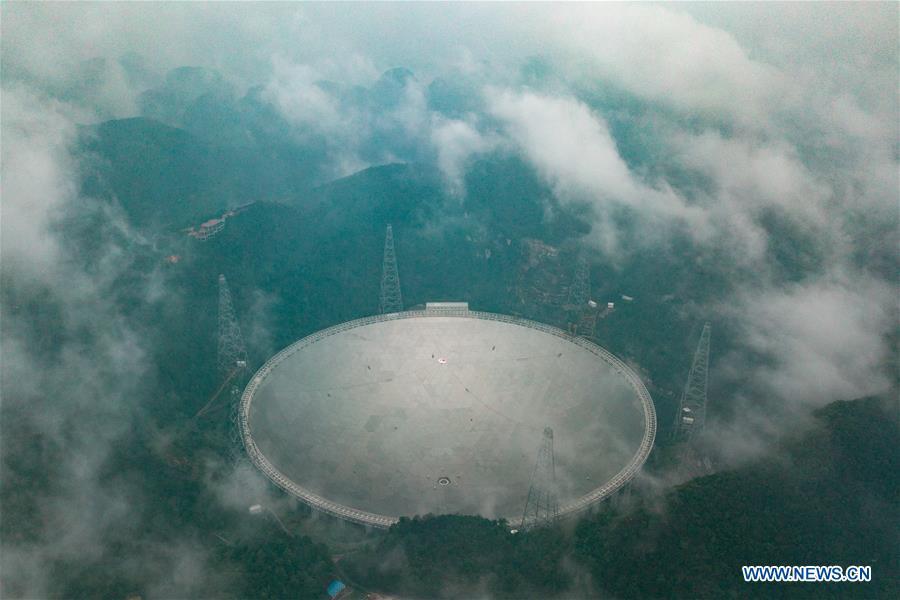 CHINA-GUIZHOU-FAST TELESCOPE-PULSARS (CN)