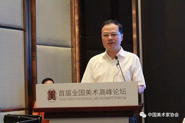 山东省人民政府副省长于杰致辞