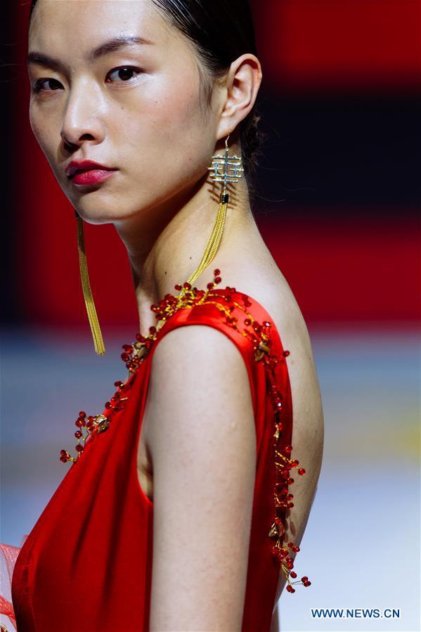 Highlights of 2018 Beijing Fashion Week
