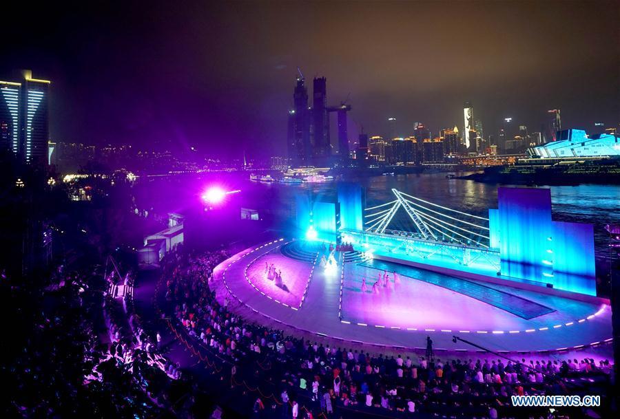 CHINA-CHONGQING-FASHION WEEK (CN)