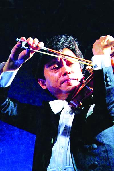 盛中国:永远与音乐同在