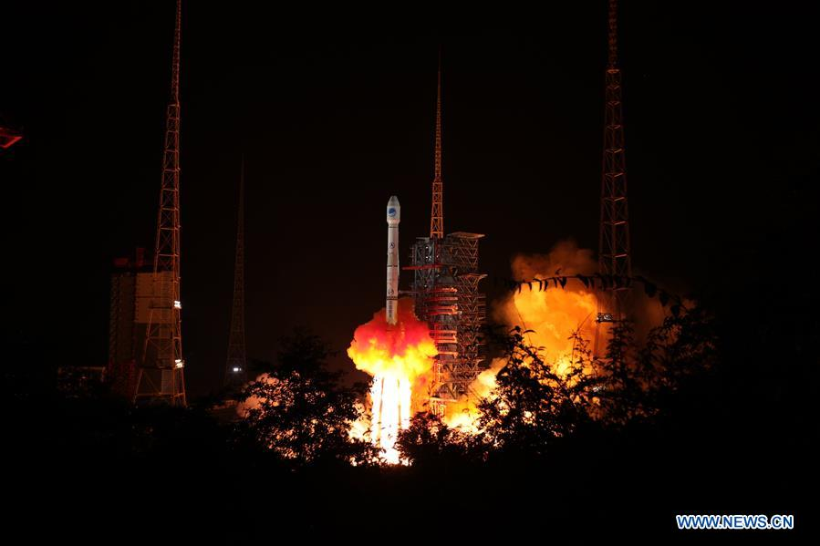 CHINA-BEIDOU-NAVIGATION SATELLITES-LAUNCH (CN)