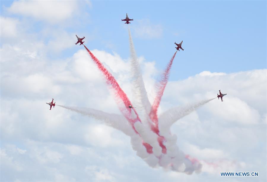 Turkey's 1st aerospace, technology festival kicks off in Istanbul