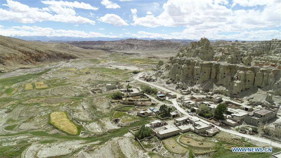 CHINA-TIBET-NGARI-SCENERY (CN)