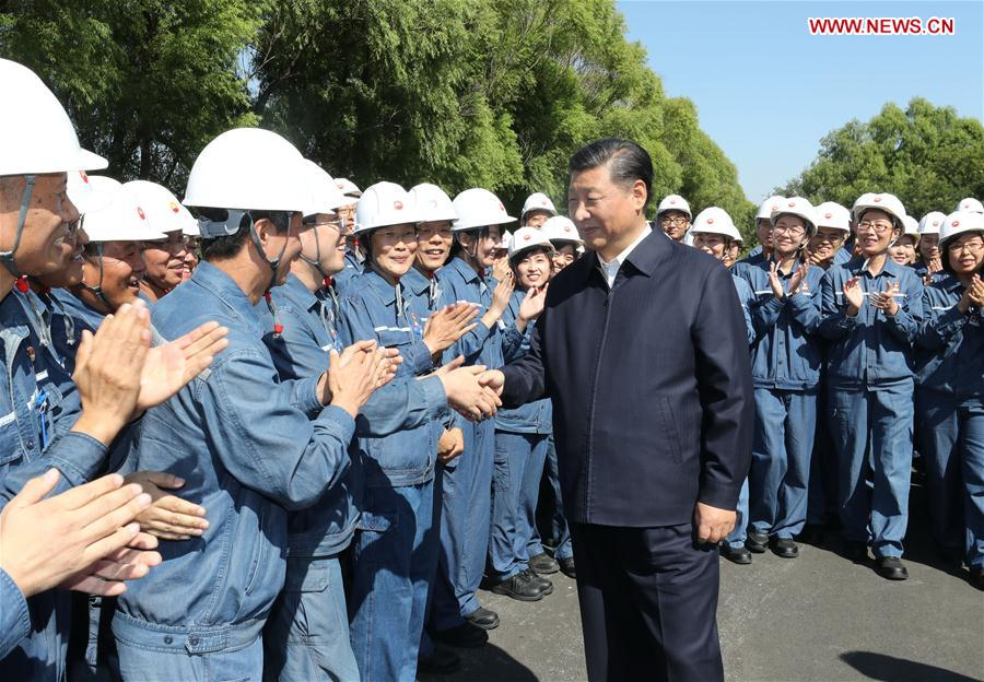 CHINA-LIAONING-XI JINPING-INSPECTION (CN)