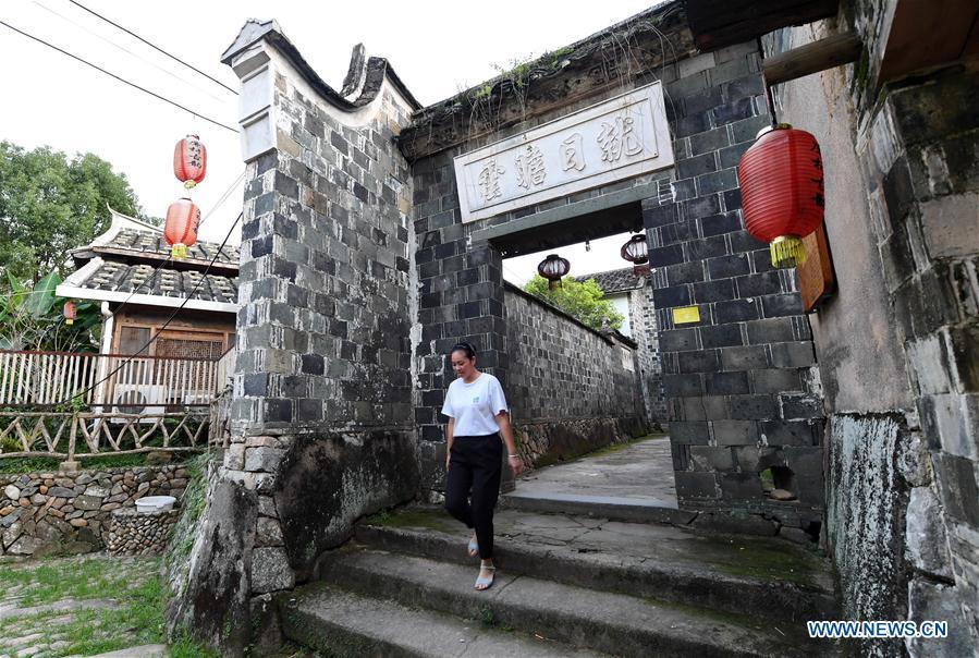 CHINA-FUJIAN-LIANCUN-OLD VILLAGE (CN)