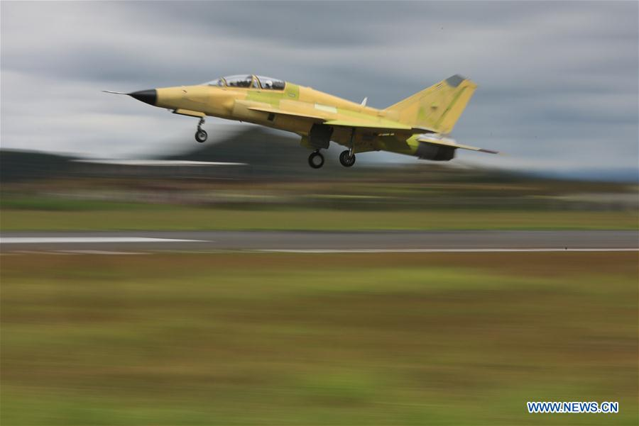 CHINA-GUIZHOU-FTC-2000G-MAIDEN FLIGHT (CN)