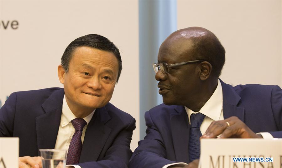 Future of world trade is small businesses, e-commerce: Jack Ma