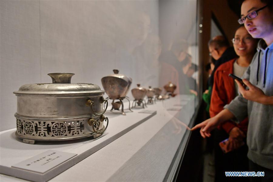 CHINA-SHANXI-TAIYUAN-HOLIDAY-MUSEUM (CN)