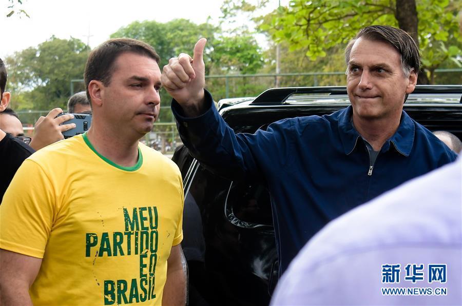 (国际)(1)巴西总统选举投票开始