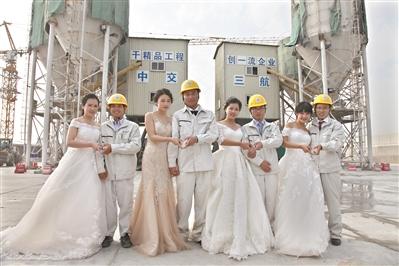 """【中国梦·践行者】""""牛郎织女""""谱写港珠澳大桥上的爱情"""