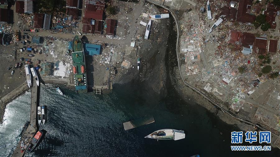 (国际)(1)印尼地震和海啸已造成2045人死亡