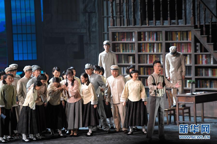 (文化)(1)第六届湖南艺术节开幕