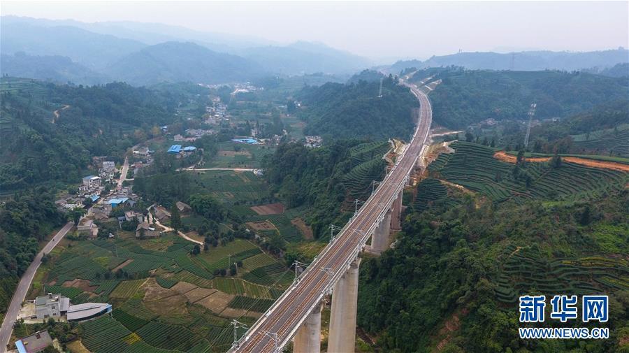 (经济)(5)川藏铁路成雅段加紧建设