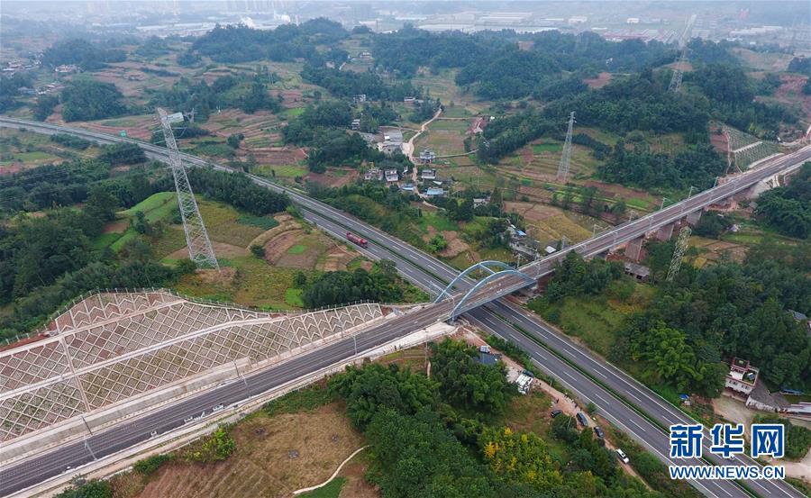 (经济)(1)川藏铁路成雅段加紧建设