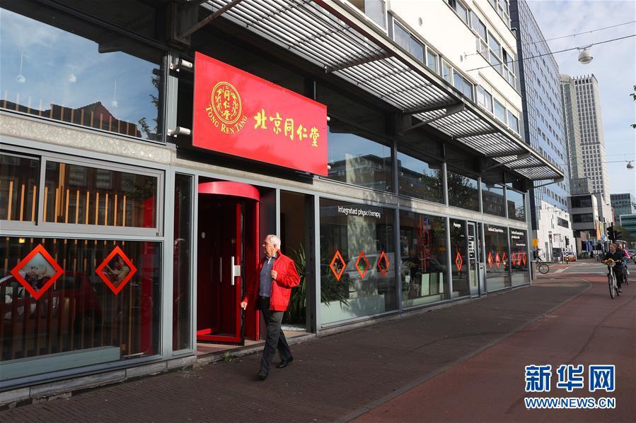 (国际)(3)荷兰海牙的唐人街