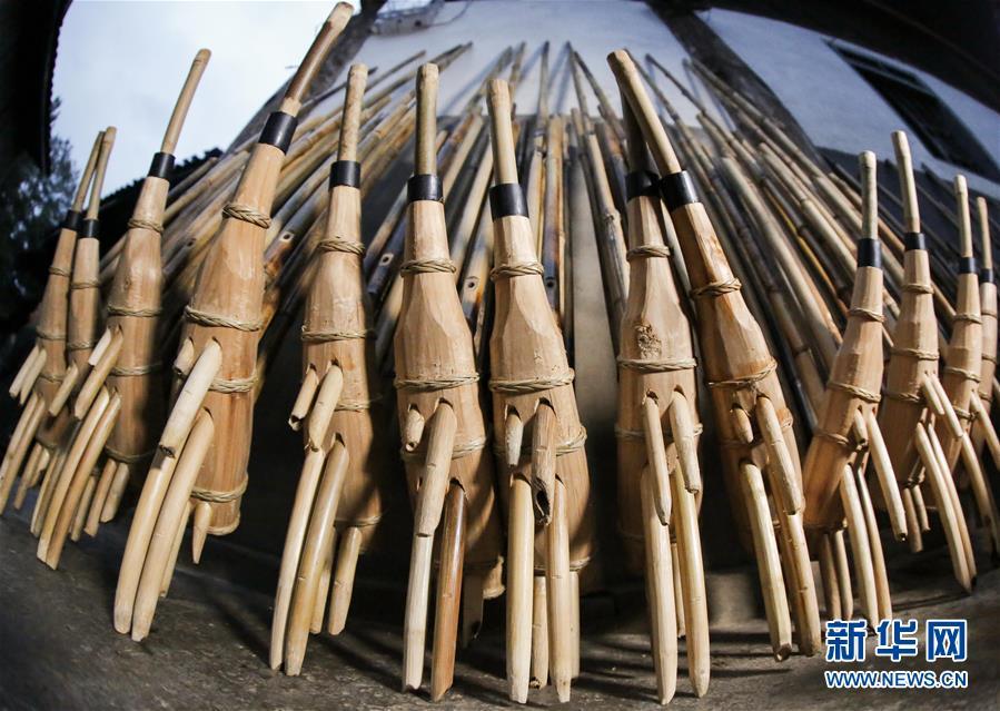 (文化)(1)探訪貴州從江蘆笙制作技藝