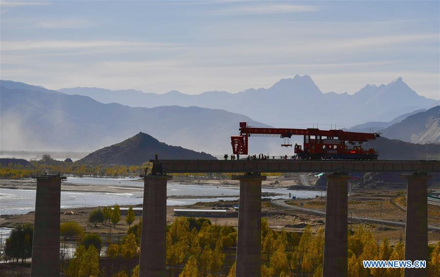 CHINA-TIBET-RAILWAY CONSTRUCTION (CN)