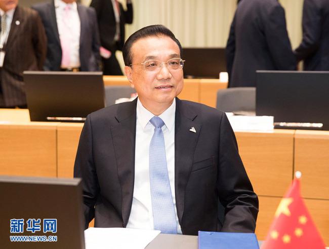 Chinese Premier Li Keqiang [Photo:Xinhua]