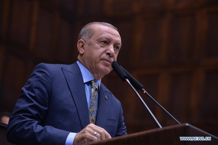 TURKEY-ANKARA-ERDOGAN-SPEECH-KHASHOGGI