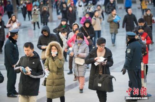 国考报名开启三天超18万人过审 部分职位竞争激烈