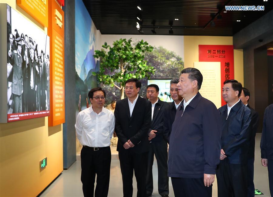 CHINA-GUANGDONG-SHENZHEN-XI JINPING-INSPECTION (CN)