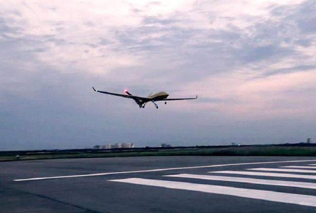 China-developed large unmanned aircraft makes maiden flight