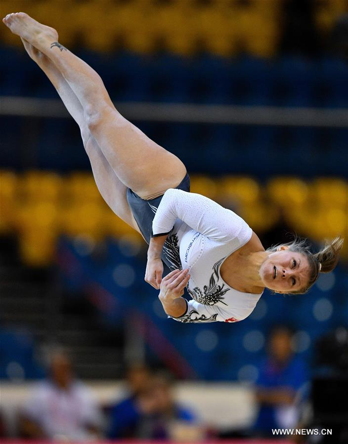 Highlights of 48th Gymnastics World Championships