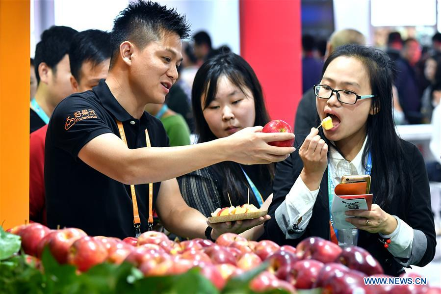 (IMPORT EXPO)CHINA-SHANGHAI-CIIE-FOOD (CN)