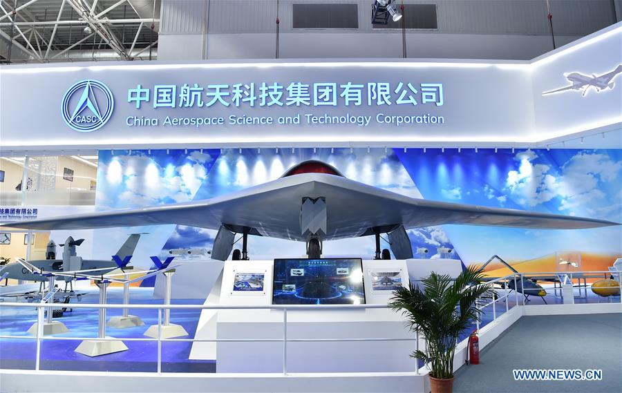 CHINA-GUANGDONG-ZHUHAI-AIRSHOW-UAS-DEVELOPMENT (CN)