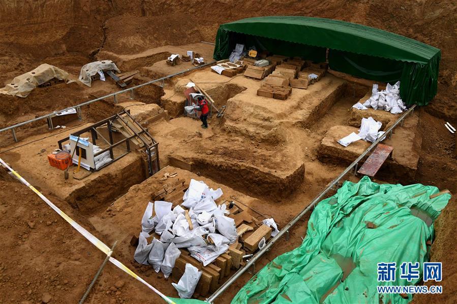 (文明)(1)洛阳发明西汉大墓