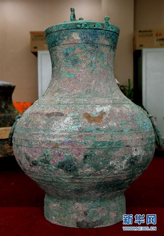 (文化)(5)洛阳发现西汉大墓