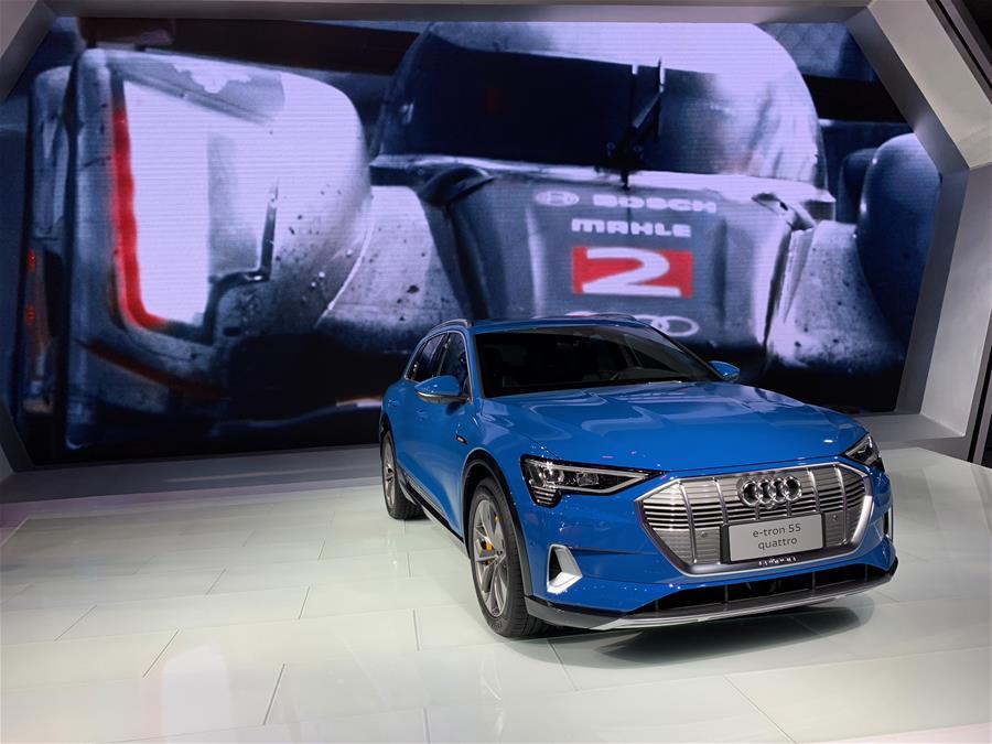 (IMPORT EXPO) CHINA-SHANGHAI-CIIE-AUTOMOBILES (CN)