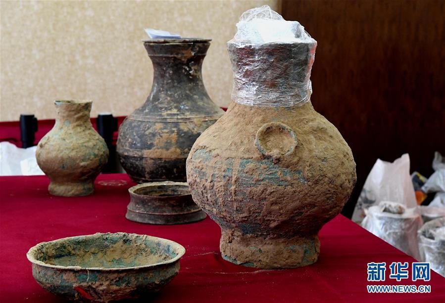 (文化)(8)洛阳发现西汉大墓