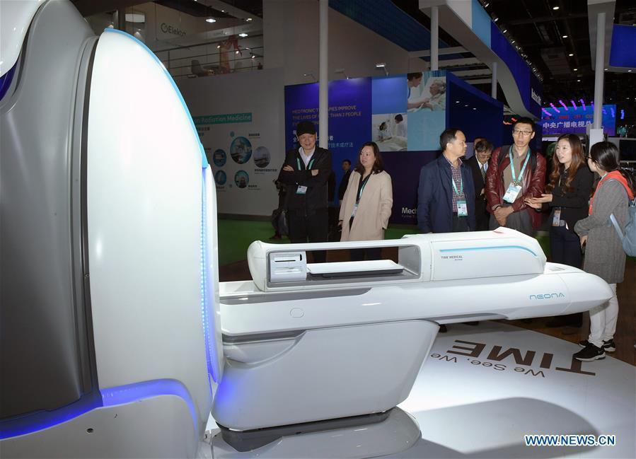 (IMPORT EXPO) CHINA-SHANGHAI-CIIE-HEALTH (CN)