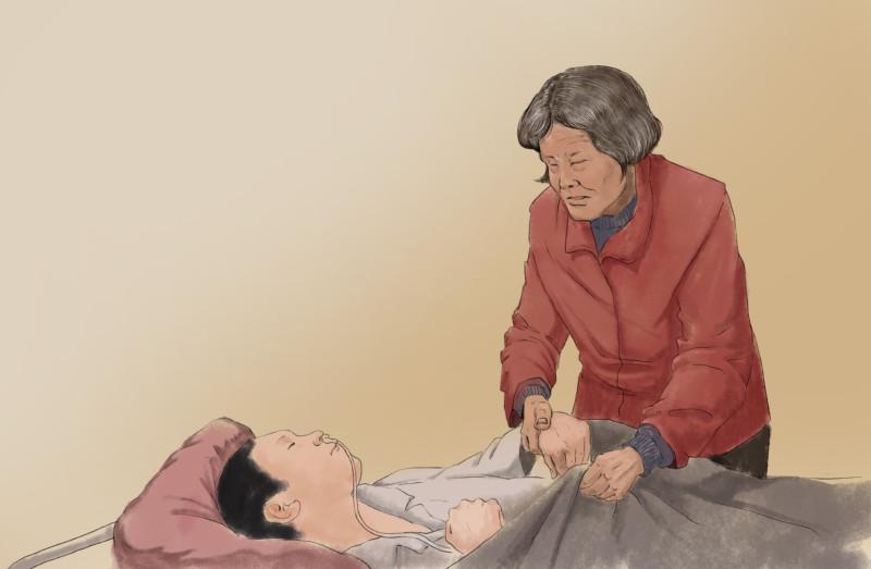 【中国那些事儿】漫话|悉心照顾昏迷儿子十二载终创奇迹 中国的这位母亲感动了世界
