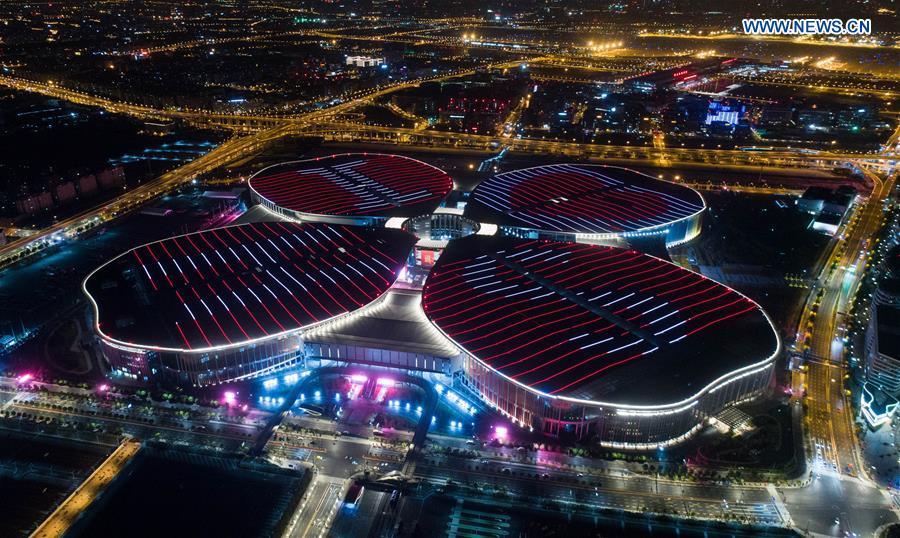 Xinhua Headlines: 1978-2018: China's import history through the lens